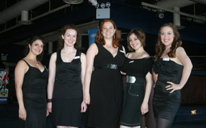21 Nights' Event Hostesses