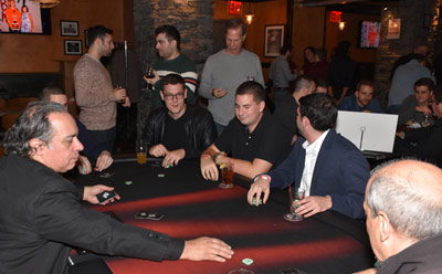 WJA Poker Night