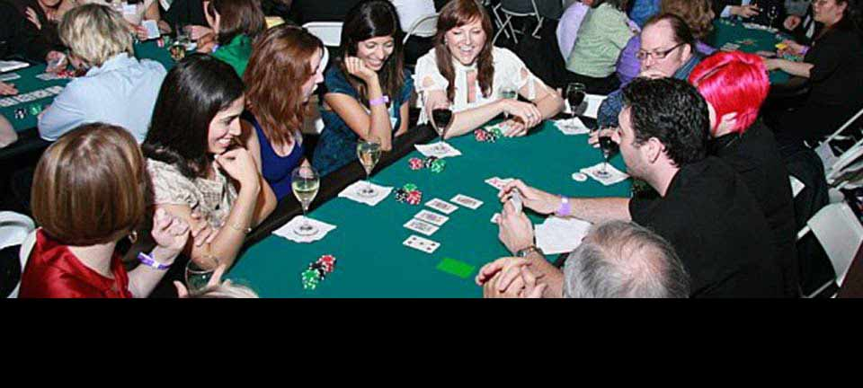 Womens Jewelry Association Poker Night - New York, NY